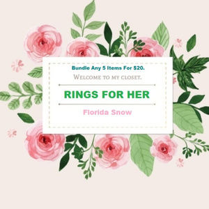 Jewelry - Rings For Her